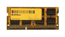 MEMORIE ZEPPELIN SODIMM DDR3 1600MHZ 2GB DUAL CHANNEL ZE-SD3-2G1600