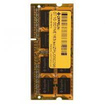 MEMORIE ZEPPELIN SODIMM DDR3 1600MHZ 8GB DUAL CHANNEL ZE-SD3-8G1600
