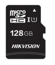 MICRO SD HIKVISION C1 MICROSDHC 128GB C10/UHS-I WITH ADAPTER