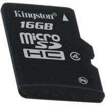MICRO SD KINGSTON SDHC 16GB CLASS 4