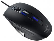MOUSE ASUS REPUBLIC OF GAMERS GX850 LASER WIRED BLACK