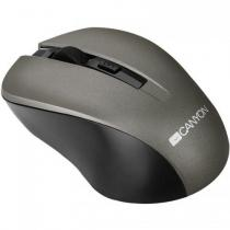 MOUSE CANYON CNE-CMSW1G WIRELESS USB GREY