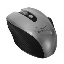 MOUSE CANYON CNS-CMSW7G WIRELESS GREY & BLACK