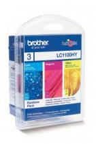 MULTIPACK CMY LC1100HYRBWBP ORIGINAL BROTHER MFC-6490CW