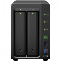 NAS SYNOLOGY DS718+ 2-BAY SATA 3G CELERON 1.5GHZ