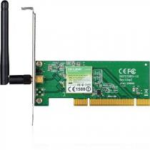 PLACA RETEA TP-LINK TL-WN751ND WIRELESS PCI 150MBPS