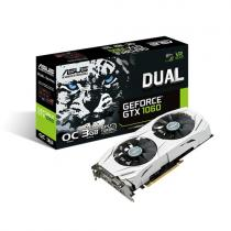PLACA VIDEO ASUS NVIDIA GEFORCE GTX 1060 DUAL-GTX-O3G PCI-E 3GB