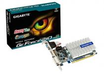 PLACA VIDEO GIGABYTE N210SL-1GI NVIDIA GEFORCE 210 1GB DDR3