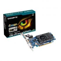 PLACA VIDEO GIGABYTE NVIDIA GEFORCE 210 GPU 1GB DDR3 64BIT