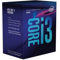 PROCESOR INTEL CORE I3-8100 COFFEE LAKE 3.60 GHZ 6M LGA1151 BOX
