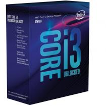 PROCESOR INTEL CORE I3-8350K COFFEE LAKE 4.00 GHZ 8MB LGA1151 BOX
