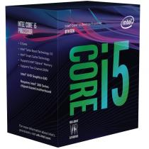 PROCESOR INTEL CORE I5-8400 COFFEE LAKE 2.80 GHZ 9M LGA1151 BOX