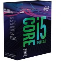 PROCESOR INTEL CORE I5-8600K COFFEE LAKE 3.6 GHZ 9 MB LGA1151 BOX
