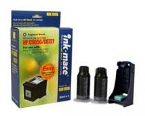 REFILL KIT INKMATE BLACK HIM 900A-RK 6656/8727G 2X20G HP DESKJET 3420