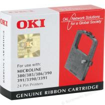 RIBON BLACK 9002309 3MIL ORIGINAL OKI ML380
