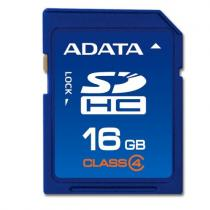 SECURE DIGITAL A-DATA MYFLASH SDHC 2.0 16GB CLASS 4 ASDH16GCL4-R