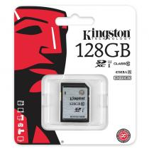 SECURE DIGITAL KINGSTON 128GB SDXC CLASA 10 UHS-I SD10VG2/128GB