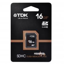 SECURE DIGITAL TDK HC 16GB CLASS 10 UHS-1