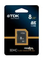 SECURE DIGITAL TDK HC 8GB CLASS 10 UHS-1