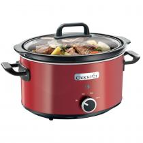 SLOWCOOKER CROCK-POT 3.5L RED 210W SCV400RD-050