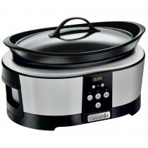 SLOWCOOKER CROCK-POT 5.7L DIGITAL 220W SCCPBPP605-050