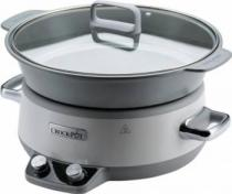 SLOWCOOKER CROCK-POT DURACERAMIC SAUTE 6L 250W CSC027X-01