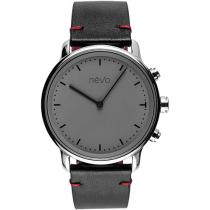 SMARTWATCH NEVO BALADE PARISIENNE SAULES BLUETOOTH CUREA BLACK