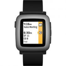 SMARTWATCH PEBBLE TIME 501-00020 BLACK