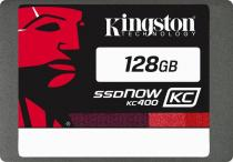 SSD KINGSTON 128GB SSDNOW KC400 2.5