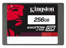 SSD KINGSTON 256GB SSDNOW KC400 2.5