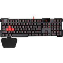 TASTATURA A4TECH BLOODY B254 CU FIR BLACK