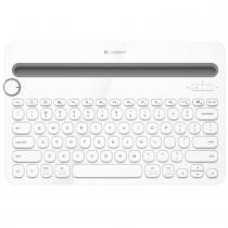 TASTATURA LOGITECH K480 BLUETOOTH MULTI-DEVICE WHITE