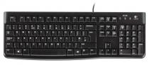 TASTATURA LOGITECH OEM K120 BUSINESS WIRED USB BLACK