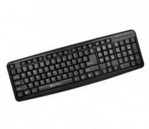 TASTATURA SERIOUX 9400ROUSB ROMANIA CU FIR USB BLACK
