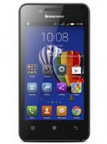 TELEFON LENOVO A319 SINGLE SIM 3G BLACK