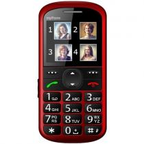 TELEFON MYPHONE HALO 2 RED