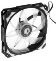 VENTILATOR ID-COOLING PL-12025-W 120MM WHITE LED PWM FAN